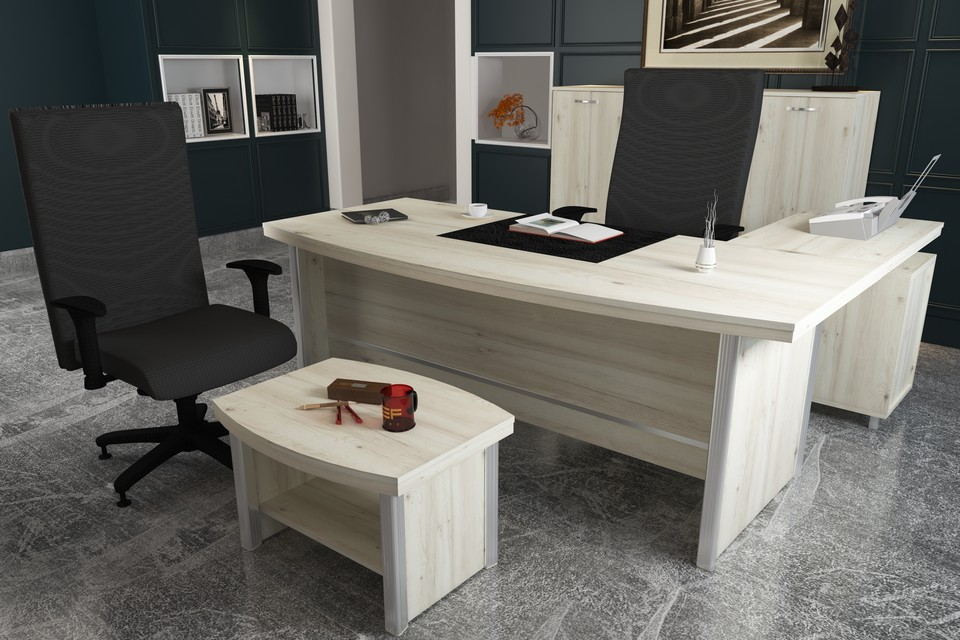 bureau de direction bureaux bureau direction brido mobilia office. Black Bedroom Furniture Sets. Home Design Ideas